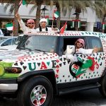 Abu Dhabi UAE National Day 2019