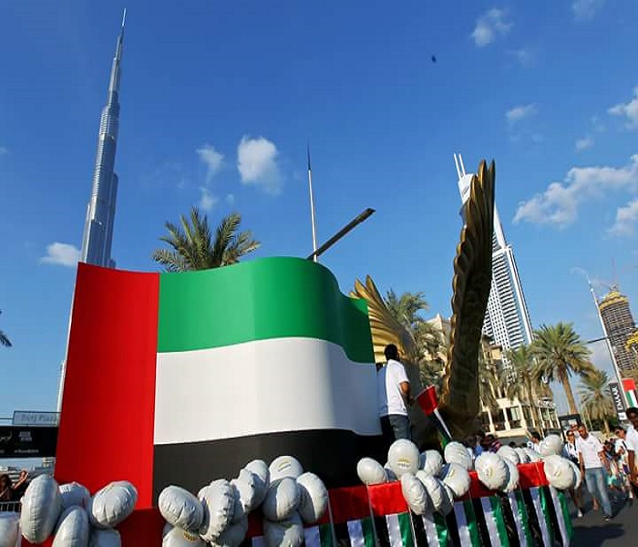 UAE National Day 2018 Pictures