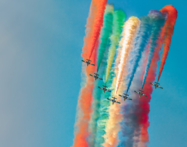 dubai airshow national day 2018