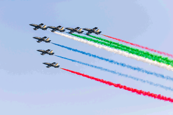 uae national day airshow