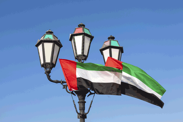 UAE Flag Day 2018