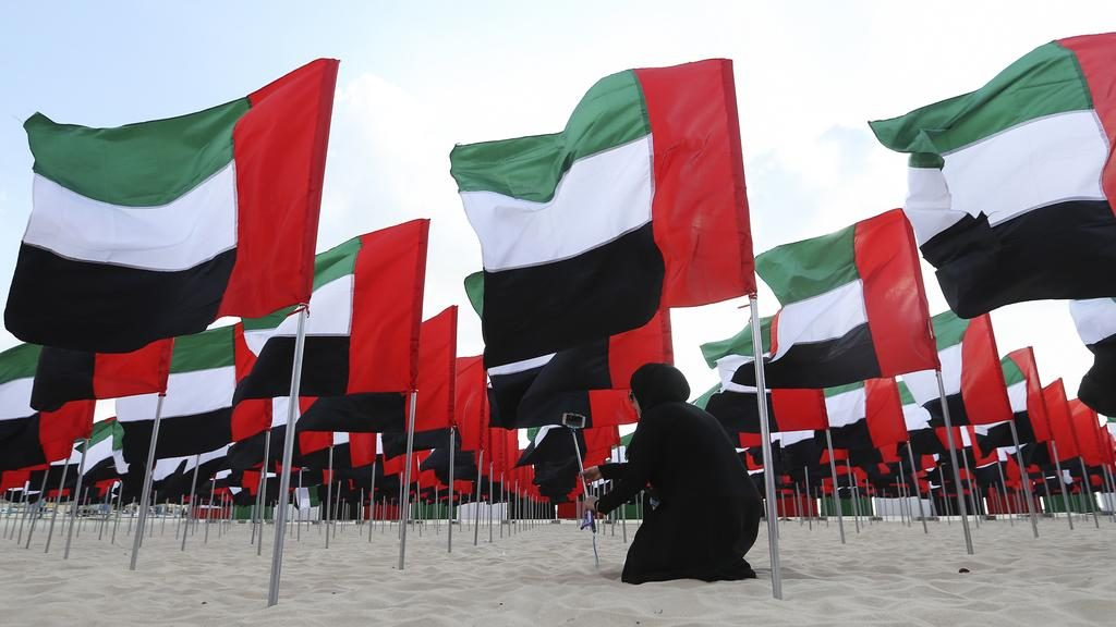 dubai flag day