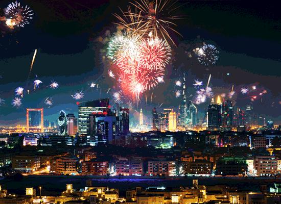 burj khalifa light show timings