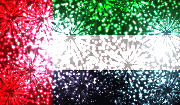 dubai national day vectors