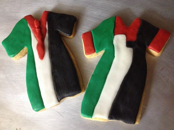 uae flag dress