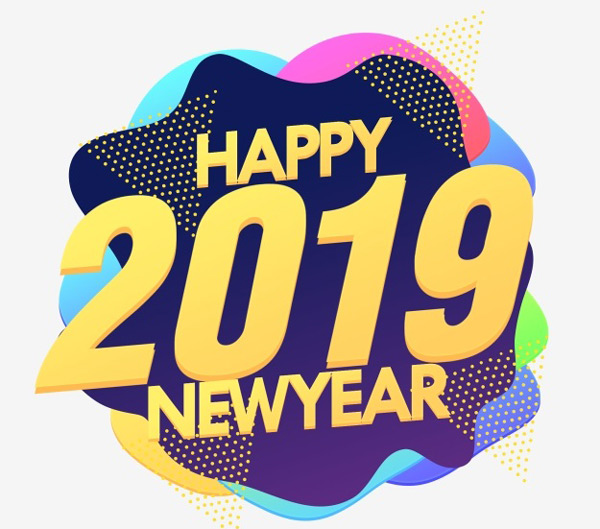 free happy new year 2019 images