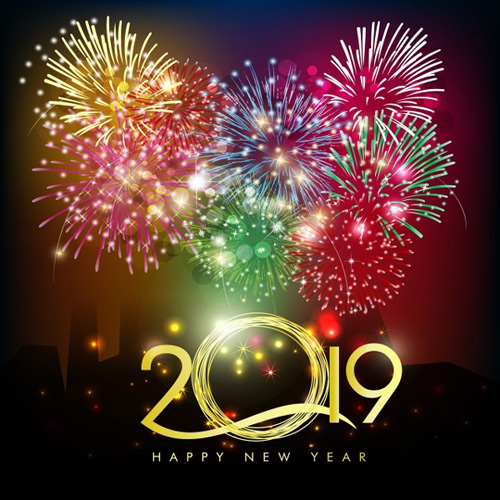 new year 2019 uae images