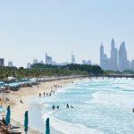Jumeirah open beach dubai