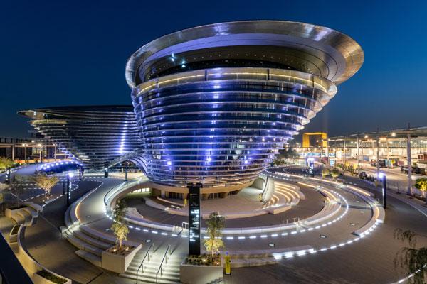 Expo 2020 Dubai Mobility Pavillion